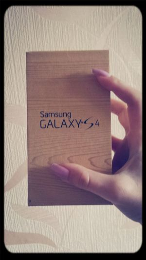 Samsung Galaxy S4 Nails Nameday Gift