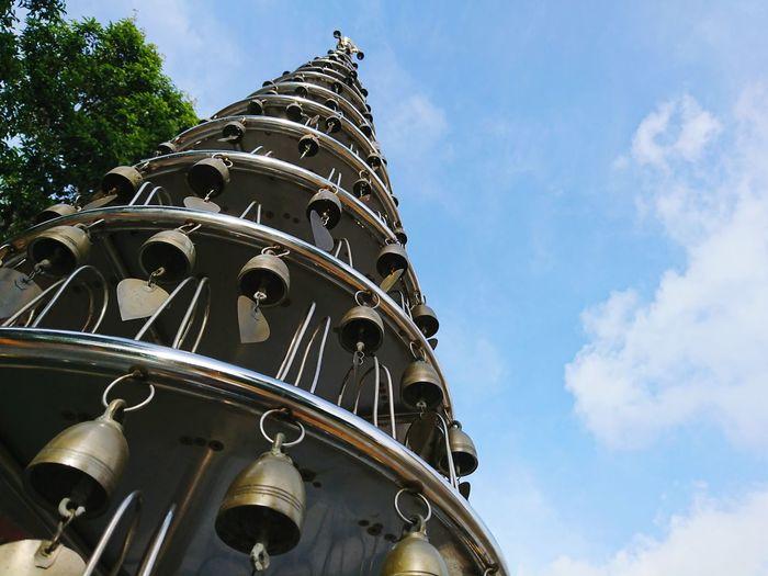 Bells pagoda No