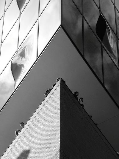 Architecture Building Exterior Urban_geometrics Elphi Black And White Architecture Architectural Detail The Graphic City Stories From The City A New Perspective On Life 17.62°