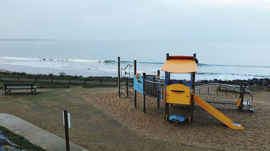seashore in