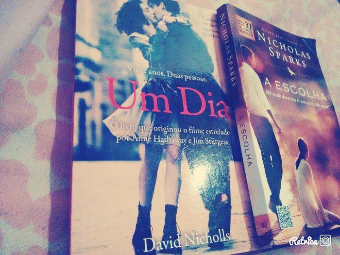 Meus Livros~~ Amomuito