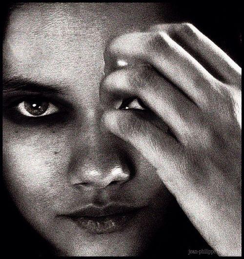 Marina/Society Models/nyc Portrait Of A Woman Blackandwhite Fashion Model NewFace Wow😊 The Portraitist - 2016 EyeEm Awards