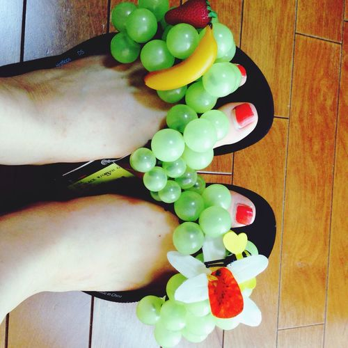 Hotflops Fruits Fashion Sandals