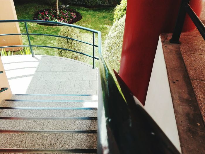 View of staircase
