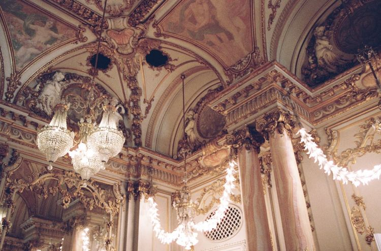 EyeEm Selects Architecture Ornate Indoors  No People Freshness Baroque Style Museum Orsay The Week On EyeEm The Week On Eyem Analog Fresh On Eyeem  Filmcamera Paris French