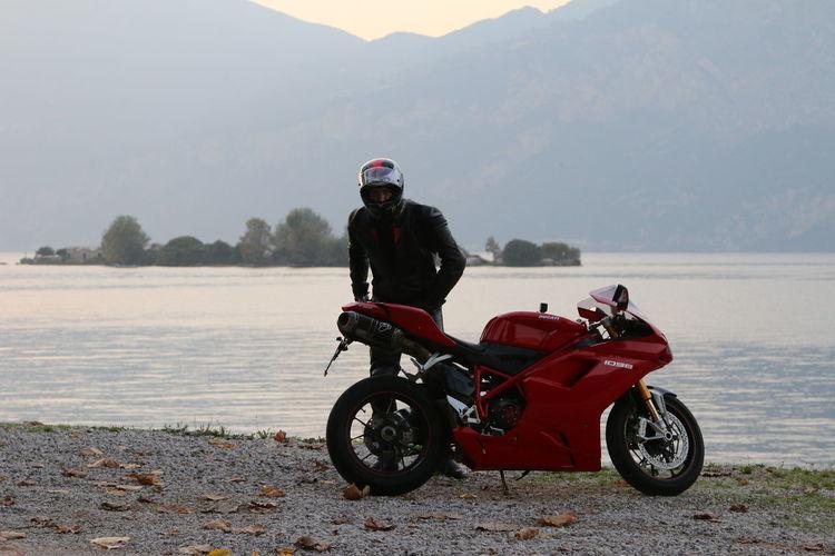 1098... Ducati Italia Lago Di Garda, Italy Moto Snap A Stranger Streetphotography