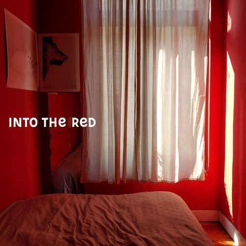 Text on bed at home