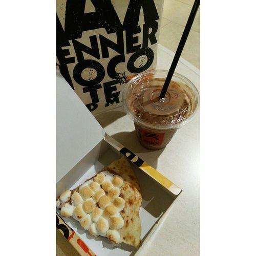 漸く(*´ω`*) マックスブレナー チョコレート Maxbrenner Chocolate Coffee And Sweets