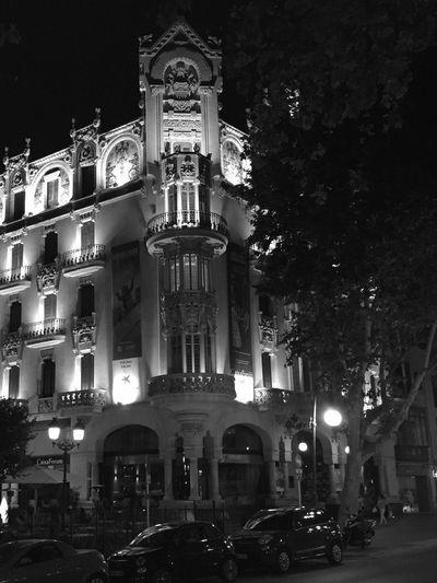 Jugendstil Architecture Mallorca B&Bs Grand Adventure Palma De Mallorca Holiday Architecture