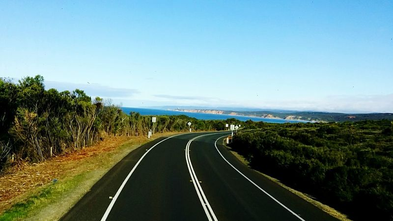Throwback. Snapshot from a higher ground. 260615 Greatoceanroad Australia First Eyeem Photo