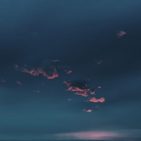 Night time. Sky Outdoors Night No People Nature Cloud - Sky Beauty In Nature Tranquility Clouds