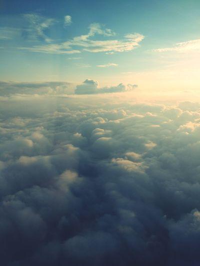 C 'est toujours aussi magique Passionavion Nuage Cloud - Sky Cloudscape