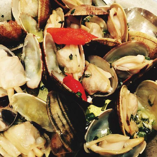 Food Clamshell Portugal Food