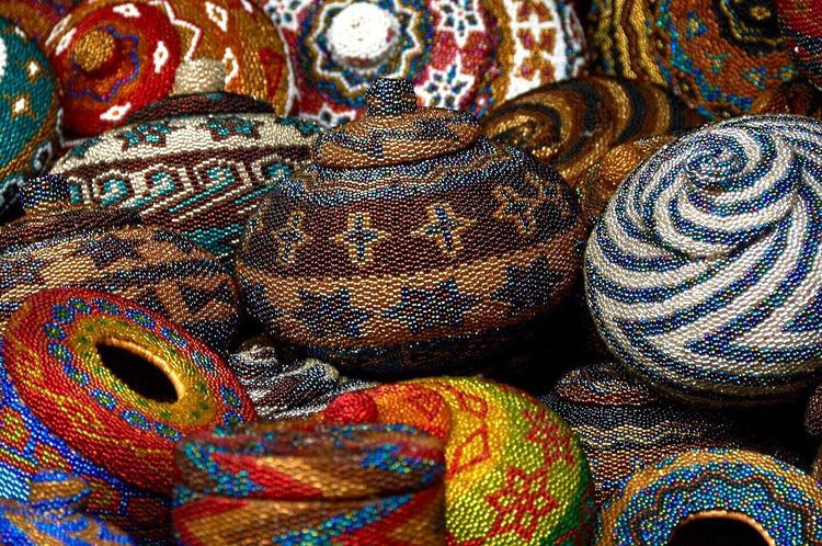 Hand woven colourful baskets on a market stand in Indonesia Handmade Craft Handicraft Basket INDONESIA Indonesia_photography Indonesian Culture Culture Colours Colour Of Life Colourful Detail Travel Multi Colored