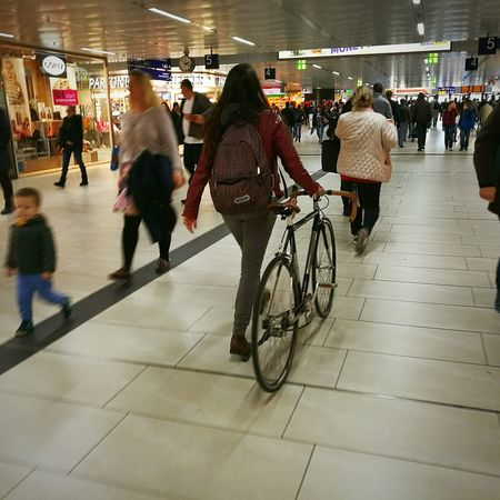 Girl With Bicycle HuaweiP9plus Huawei Leica Huawei P9 Leica Huawei P9 Plus HuaweiP9Photography HuaweiP9 Huaweip9photos Huawei Shots Walking Düsseldorf Hbf Düsseldorf HAUPTBAHNHOF Düsseldorf ♡ Düsseldorf-Walk Germany🇩🇪 Germany 🇩🇪 Deutschland Deutschland Germany Today Huawei P9. германия Дюссельдорф Девушка с велосипедом 🚲 People Women Huaweiphotography