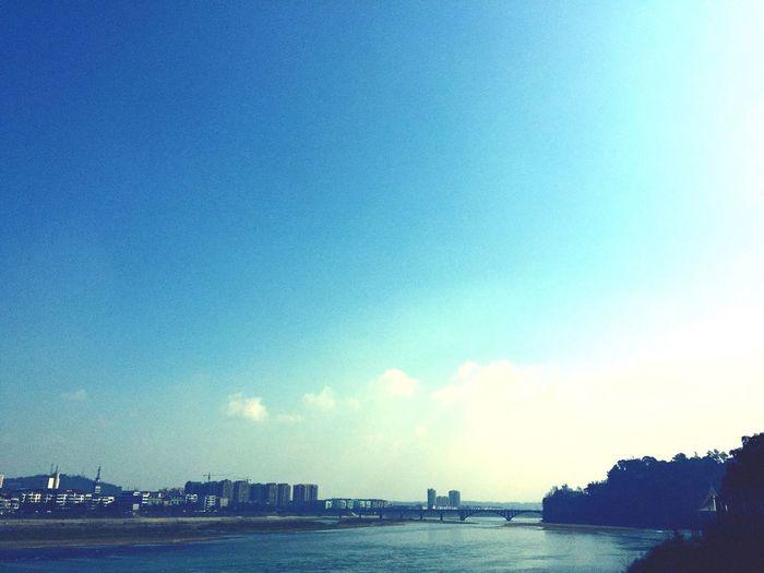 good weather..
