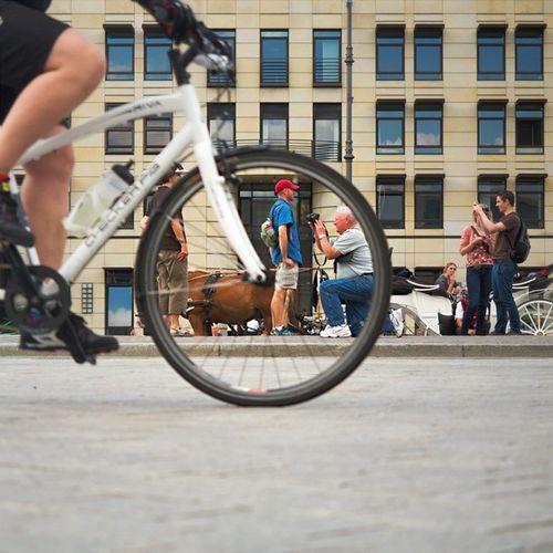 Heute Pariserplatz Brandenburgertor