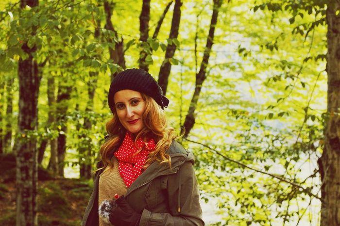 That's Me Yedigoller Autumn Beautiful Day