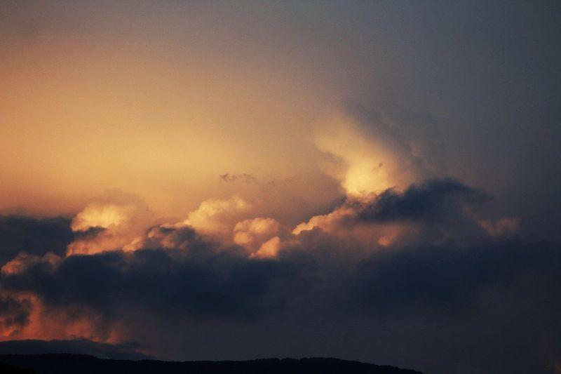 Beautiful Beauty In Nature Cloud Cloud - Sky Colors Fotografia Nature Sky Clouds EyeEmNewHere