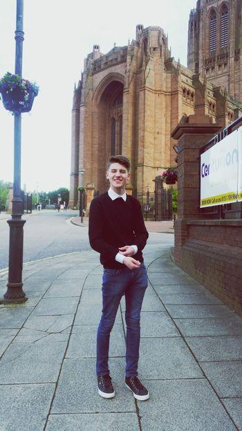 Graduation Nephew  Liverpool