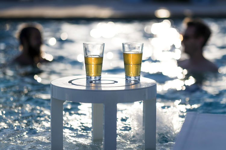 Beer at the pool Beer Friends Alcohol Bar Counter Beer Beer - Alcohol Beer Glass Day Drink Drinking Glass Focus On Foreground Food And Drink Freshness Glass Glass - Material Household Equipment Leisure Activity Nature Pint Glass Refreshment Still Life Table Water