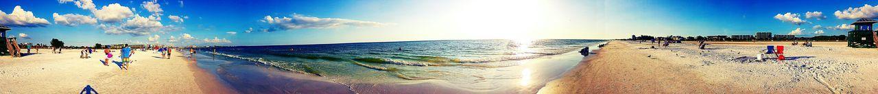 Enjoying The Sun Relaxing EyeEm Best Shots Eye4photography  Enjoying Life EyeEm Best Edits Beachphotography Panoramic EyeEm Best Shots - Sunsets + Sunrise My View Right Now