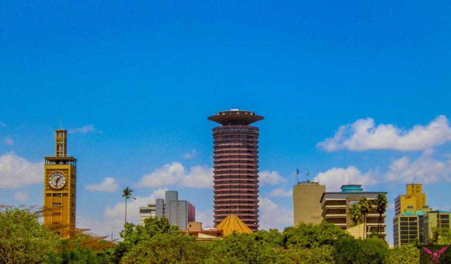 Nairobi, Kenya Tree Skyscraper Sky Architecture Building Exterior Scenics