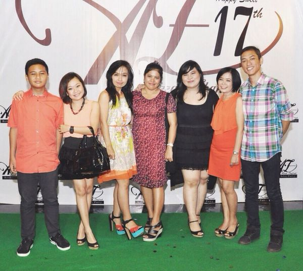How lucky i am to have all of you !! Family Vscocam