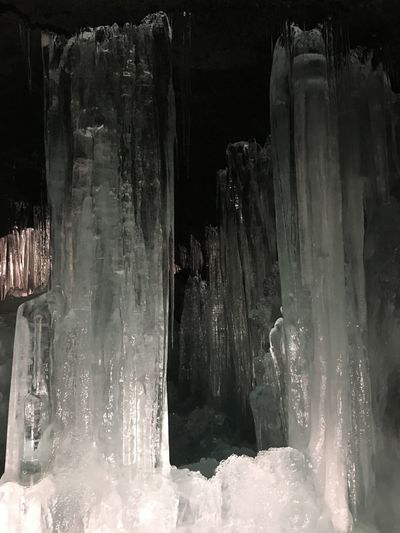 No People Textured  Cave Indoors  Nature Backgrounds Stalactite  Close-up Day Iphonephotography at Japan