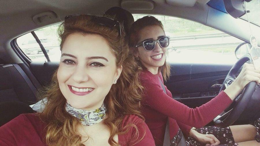Serseri Doğdum Serseri Olcem Happiness New Car First Eyeem Photo