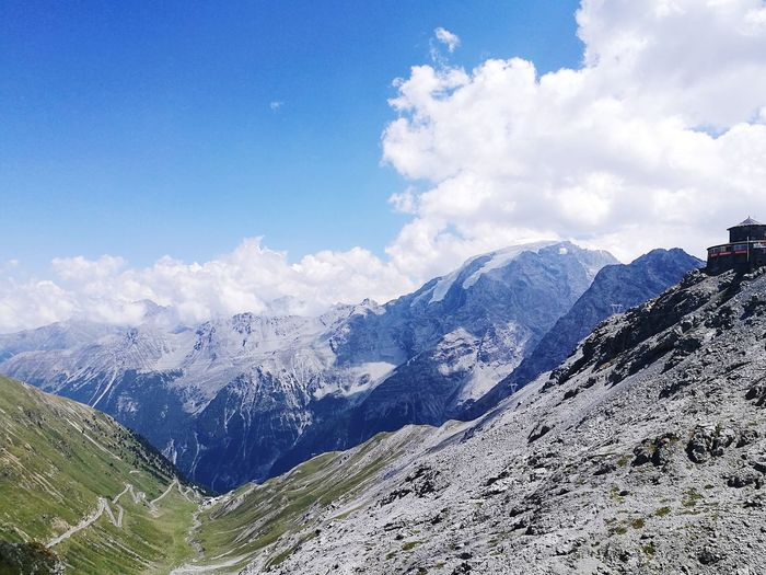 EyeEm Selects Mountain Landscape Outdoors Beauty In Nature Cloud - Sky The Week On EyeEm