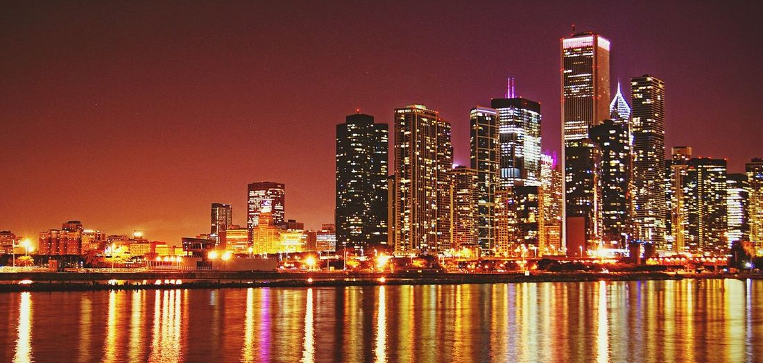 Cityscapes Chicago City Skyline Chicago Skyline USA Chicago Illinois Buildings