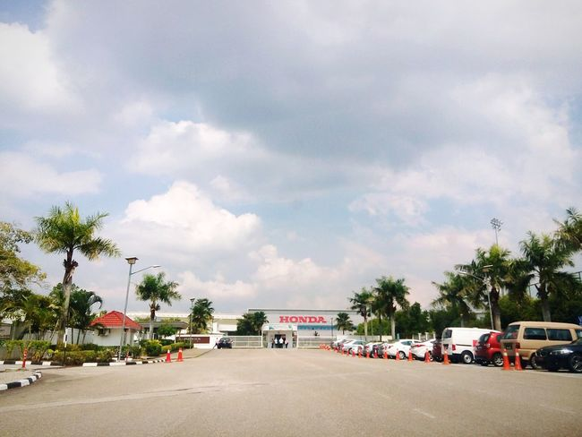 Honda Manufacturer Landscape EyeEm Malaysia EyeEm Gallery Beautiful Day Eye4photography