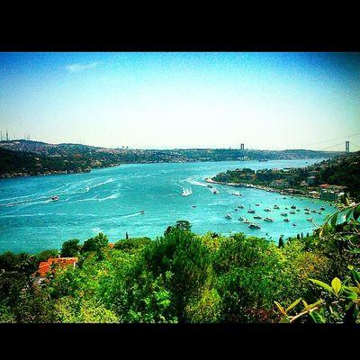 Istanbul Inci Boğaz Kopru marmaradenizi manzara deniz gunes yaz kampus turkiye turkey instamood instalike instagramturkiye instacollage instacool life like vscocam