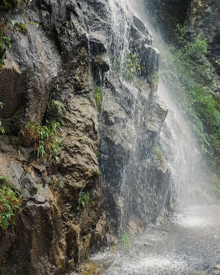 Nature Close-up No People Water Day Outdoors Textured  Backgrounds Ecuador Rocks Mountain Rocks And Water Amateurphotography Plants And Flowers Vacations Scenics Forest Beauty In Nature Waterfalls