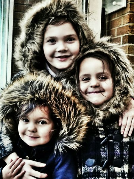 Love My Grandchildren♥♡ Ready For Winter