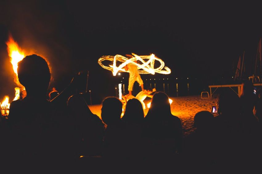 Mariveles Bataan, Philippines Fire Beach Nature Beachphotography Night Dancing Hipster Landscape Silhouette Tristanpacatang Festival Culture