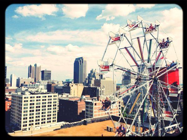 City Museum Ferris Wheel