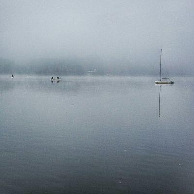 Paprocany Jezioro Rybacy Lodz Minimalism Igerstychy Tychy Igerspoland Lubiepolske Mgla Mobilephotography