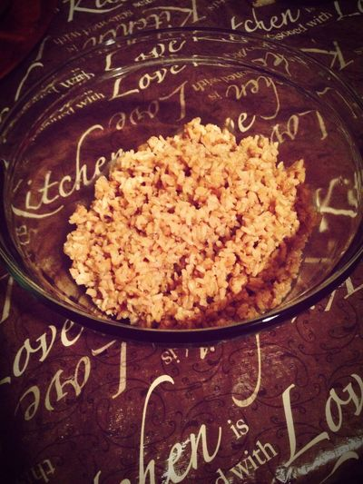 Brownrice Fried Rice Dinner Time What's For Dinner? Yummy♡ Delicius♥ Delicious Yummy! Awesome Chef