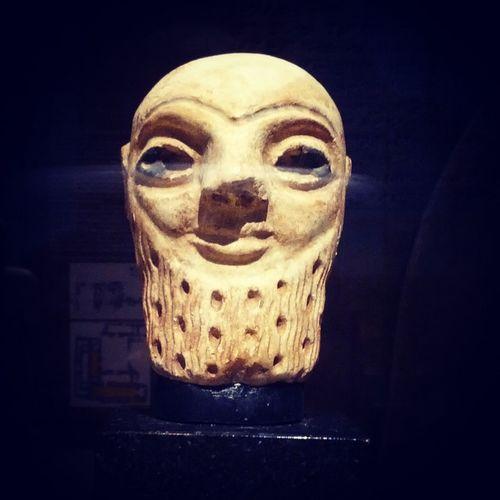 Smile Museum Exibition Ancient Emotion