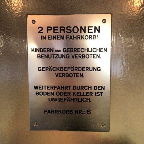 Paternoster Aufzug Paternosteraufzug
