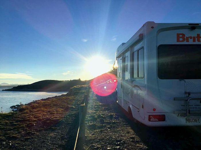 Lake Hayes Sunrise Explore Across South Island New Zealand