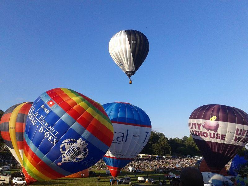 Balloons Balloonfiesta  Bristol, England Europe Colors Fiesta Taking Photos