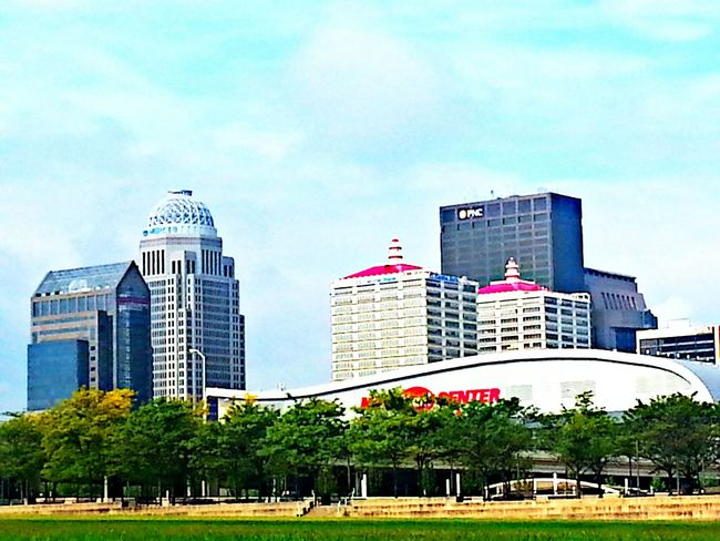 Photography Kentucky  Louisville Skyline