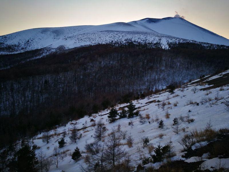 Tokyo Koasamayama Asamayama Mountain Nature Mountain Winter Snow No Filter, No Edit, Just Photography