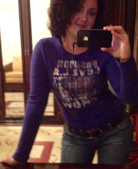 Hi! Selfie Me :))) Tooday.! Moscow City