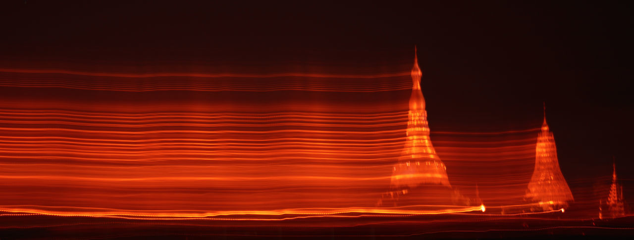 From a little spark may burst a flame - ✍️Dante Alighieri✍️ Supta Golden Pagoda Shwedagon Pagoda Yangoon Myanmar Sprituality Panning Light And Shadow Light Painting Red High Contrast Red Heat - Temperature Sunset Sky Landscape Urban Skyline Exploding Firework Long Exposure Capture Tomorrow