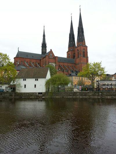 Uppsala Domkyrka Uppsala, Sweden Uppsala Kathedral