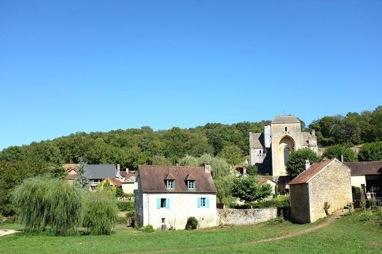 French village Village Nature Dordogne France Landscape Architecture No People